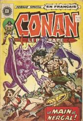 Conan le barbare (Éditions Héritage) -15- La main de Nergal!