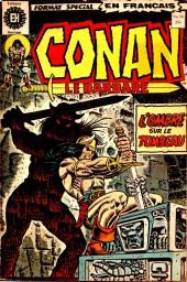 Conan le barbare (Éditions Héritage) -16- L'ombre sur le tombeau!