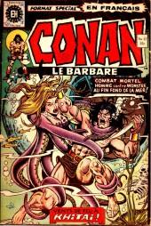 Conan le barbare (Éditions Héritage) -17- Vents enflammés de Khitai perdu!