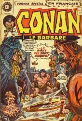 Conan le barbare (Éditions Héritage) -18- La mort et 7 sorciers!