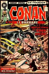 Conan le barbare (Éditions Héritage) -20- L'enfer de Kara-Shehr