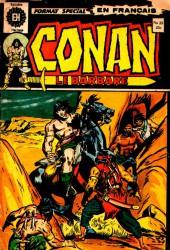 Conan le barbare (Éditions Héritage) -22- La malédiction du crâne doré!