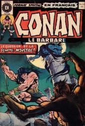 Conan le barbare (Éditions Héritage) -23- Le guerrier et la femme-garou!