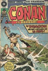 Conan le barbare (Éditions Héritage) -24- Le dragon venu de la mer intérieure!