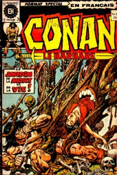 Conan le barbare (Éditions Héritage) -26- Le jardin de la mort et de la vie!