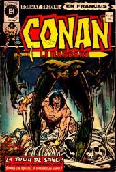 Conan le barbare (Éditions Héritage) -28- Tour de sang
