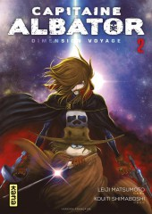 Capitaine Albator - Dimension voyage -2- Tome 2