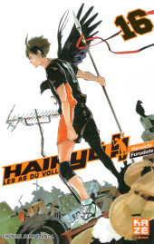 Haikyu !! Les As du Volley -16- Tome 16