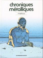 Chroniques métalliques - Tome a13