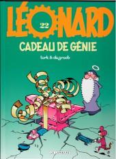 Léonard -22c2014- Cadeau de génie