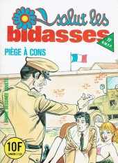 Salut les bidasses -147- Piège à cons