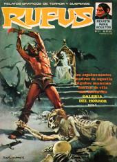 Rufus (Eerie en espagnol) -21- Galería de horror