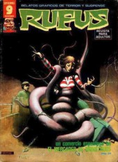 Rufus (Eerie en espagnol) -31- El mercader de monstruos