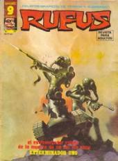 Rufus (Eerie en espagnol) -34- Exterminador uno
