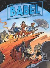 Babel (Ange/Janolle) -INT- L'intégrale