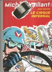 Michel Vaillant (Dupuis) -15Pub Auto p- Le Cirque infernal