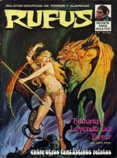Rufus (Eerie en espagnol) -11- Historia y leyenda del terror