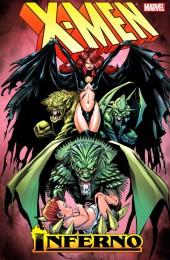 X-Men (TPB) -INT- X-Men: Inferno Volume 2