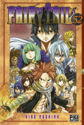 Fairy Tail -52- Tome 52