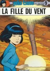 Yoko Tsuno -9a94- La fille du vent