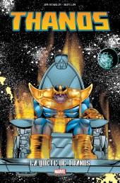 Marvel Gold -15- Thanos: La Quête de Thanos