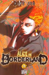 Alice in borderland -14- Tome 14