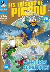 Picsou Magazine Hors-Série -35- Les trésors de picsou - spécial aventures aquatiques