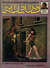 Rufus (Eerie en espagnol) -12- ¿ Qué le pasó a Darkworth ?