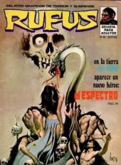 Rufus (Eerie en espagnol) -14- El espectro