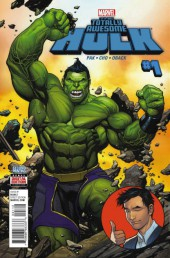 Totally Awesome Hulk (The) (2016) -1- Cho Time: Part One