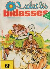 Salut les bidasses -Rec12- Spécial Relié N°12 (du n°36 au n°38)