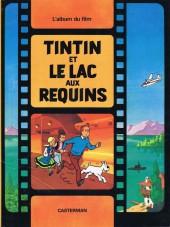 Tintin - Divers -C3a83- Tintin et le lac aux requins