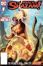 The trials of Shazam (DC comics - 2006) -1- The Wizard Is Dead...Long Live Shazam!