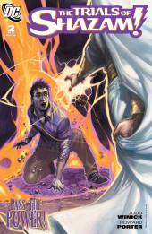 The trials of Shazam (DC comics - 2006) -2- Pass The Power!