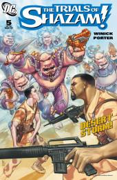 The trials of Shazam (DC comics - 2006) -5- Desert Storm!