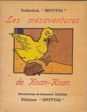 (AUT) Rabier - Les mésaventures de Koan-Koan