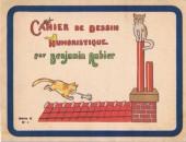 (AUT) Rabier - Cahier de dessin humoristique -Série A1