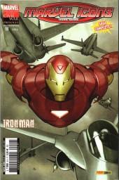 Marvel Icons Hors Série -9A- Programme éxécution