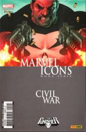 Marvel Icons Hors Série -11A- Comment j'ai gagné la guerre