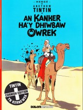 Tintin (en langues étrangères) -9Cornish- An kanker ha'y dhiwbaw owrek