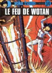 Yoko Tsuno -14a94- Le feu de wotan