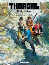 Thorgal -30b14- Moi, Jolan