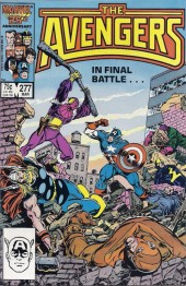Avengers Vol. 1 (Marvel Comics - 1963) -277- The Price of Victory