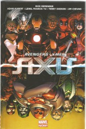 Avengers & X-Men : Axis -INT- Inversion