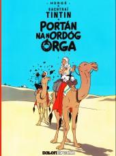 Tintin (en langues étrangères) -9Irlandais- Portan na nordog orga