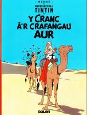 Tintin (en langues étrangères) -9Gallois- Y cranc â'r crafangau aur