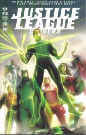 Justice League Univers -5- Numéro 5