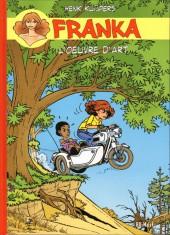 Franka (BD Must) -2TT18- L'Œuvre d'art