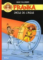 Franka (BD Must) -5TT19- Drôle de cirque