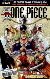 One Piece - La collection (Hachette) -24- The 24th Log